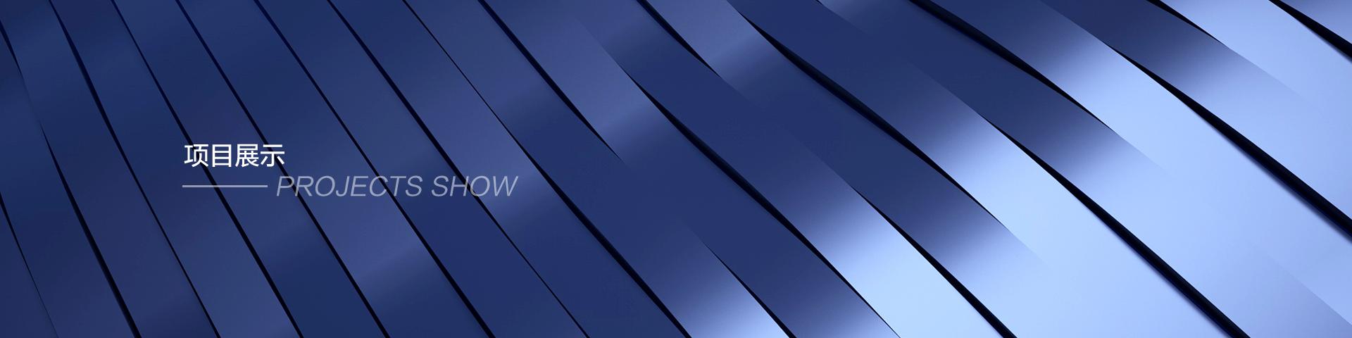 项目展示-人工智能banner